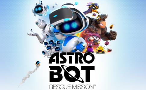 ASTRO BOT:RESCUE MISSION